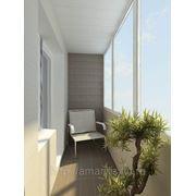 Мытье балконов, лоджий фото