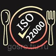 ISO 22000:2005 фото