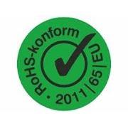 Сертификация продукции Европа соответствие RoHS фото