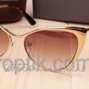 Солнцезащитные очки Tom Ford 0304 золото фото