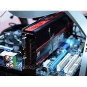 Тестирования аппаратной частикомпьютера фото