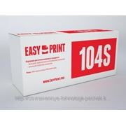 Картридж EasyPrint для Samsung ML-1660/1665/1671/1860/1865/ SCX-3200/3205/3207 (1500 стр.) с чипом MLT-D104S фото