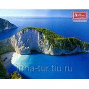 Греция / о.Закинф !!! Тур выходного дня ! Вылет 20.09 на 4 дня питание завтраки фото
