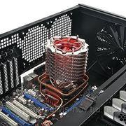 Чистка системы охлаждения системного блока с заменой термопасты фото
