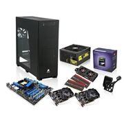 Сборка компьютера по индивидуальному заказу. фото