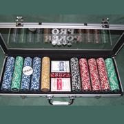 Покерные наборы фото