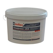 Эпоксидный химически стойкий клей для плитки Химфлекс 2КХ фото