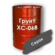 Грунт ХС-068 химстойкий фото