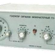 Генератор сигналов низкочастотный Г3-112 фото