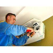 Установка кондиционеров (тип сплит-система) от 8.0 кВт
