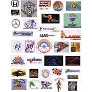 Вышивка эмблем и логотипов фото