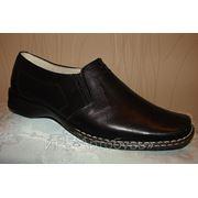 Пошив женской обуви из натуральной кожи. фото