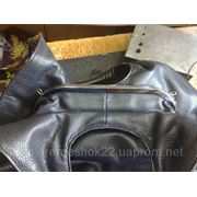 Ремонт замка- 'поцелуйчика' на сумке фото