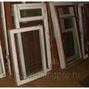 Вывоз старых окон,рам,витрин,стеклопакетов. фото