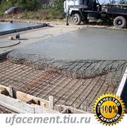 Заливка бетоном (фундамент, перекрытия) фото