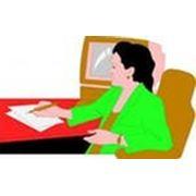 Бухгалтерские услуги. Комплексное бухгалтерское обслуживание по ОСНО, УСН, ЕНВД до 50 операций, без работников фото