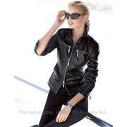 Замена молнии в кожаных куртках фото