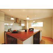 Потолок для кухни, столовой, прихожей фото