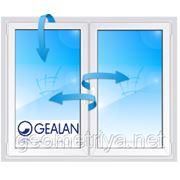 """Окно Gealan """"Престиж"""" фото"""