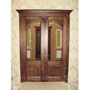 Дверь из дуба D09-24 фото
