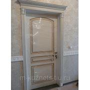 Дверь из дуба D09-20 фото