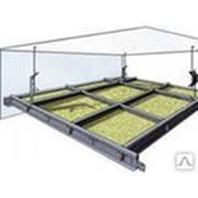 Потолок подвесной 600х600 Ариста Нью ( Китай) комплект