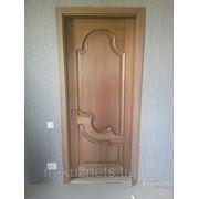 Дверь из сосны D09-01 фото