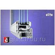 Пластиковые окна GRINTAL Elite фото