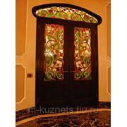 Дверь из дуба D09-05 фото