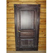 Дверь из дуба D09-09 фото