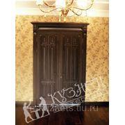 Дверь из дуба D09-03 фото
