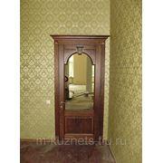 Дверь из дуба D09-21 фото