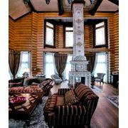 Проекты деревянных домов. Коттеджей. фото