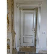 Дверь из дуба D09-17 фото