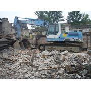 Слом/снос/демонтаж зданий, построек и конструкций фото