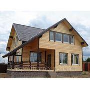 Акция! Теплый экологичный дом из бруса по спец цене! фото