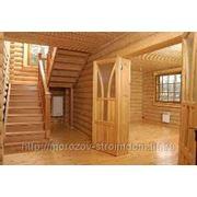 Строительство и отделка деревянных домов и бань в Талдомском и Кимрском районах фото