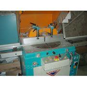 Ремонт станков для обработки алюминиевого профиля фото