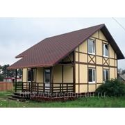 Каркасный дом, баня цена 6Х4 фото