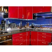 Стеновые панели стеклянные (скинали)