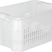 Пластиковый ящик 600x400x300