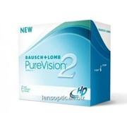 Контактные линзы PureVision 2HD фото