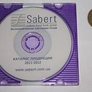 MiniCD диск в упаковке miniSlimBox фото