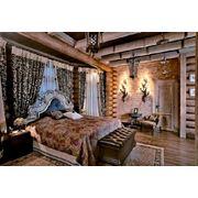 Деревянные дома из сибирского леса фото