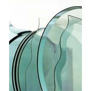 Полировка кромки стекла, зеркала толщиной 6 мм. фото