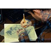 Школа татуировки - онлайн! фото