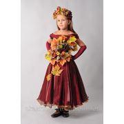 Прокат платья Осень фото
