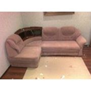 Обивка мебели новой тканью, замена наполнителя, ремонт. фото