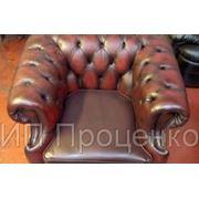Реставрация и ремонт кожаной мебели без перетяжки фото