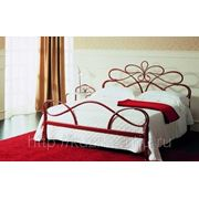 Кровать кованая в Омске фото